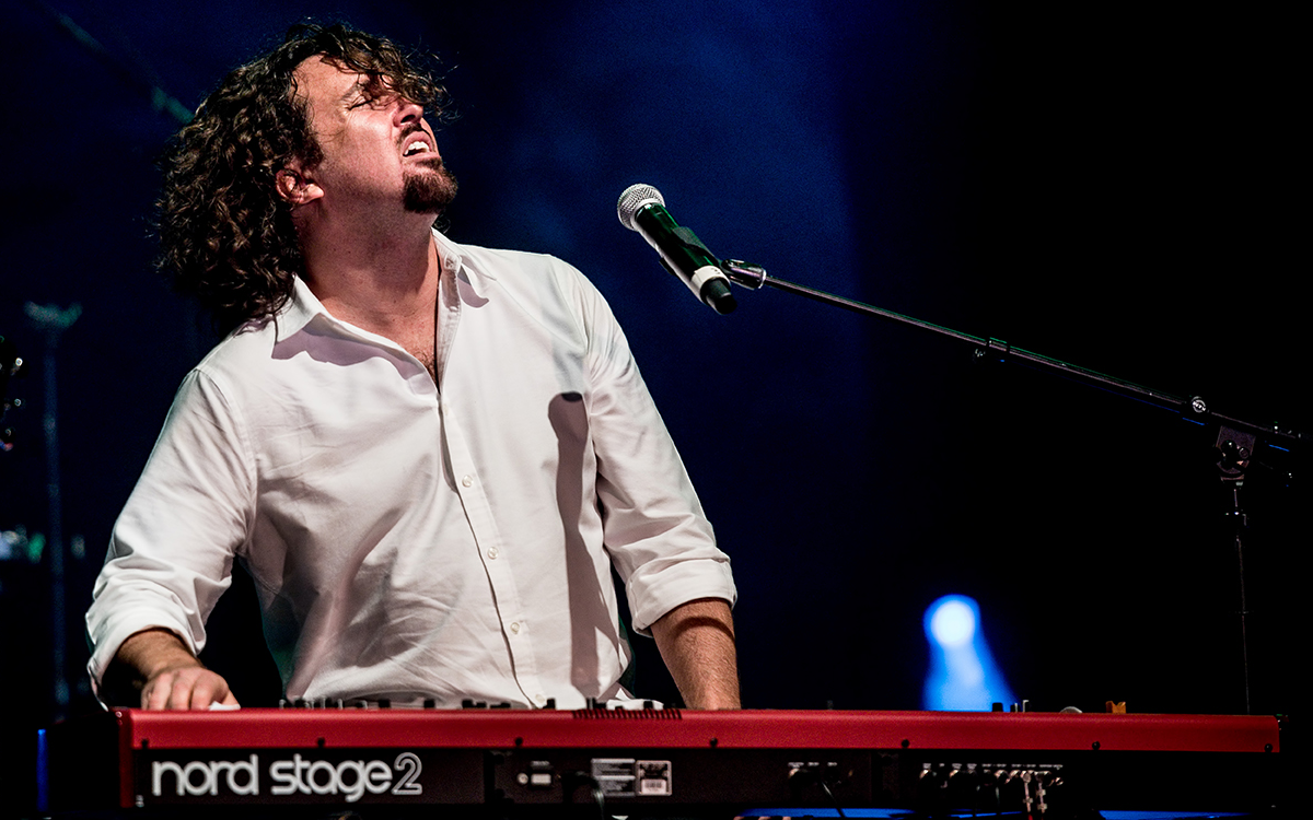 Dave Kerzner - Singer, Songwriter, Producer, Keyboardist, Sound Designer