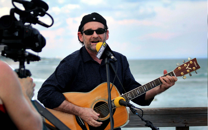 Robert Bidney, South Florida Singer-Songwriter