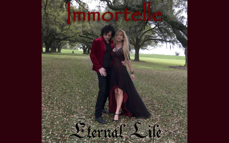 Immortelle Eternal Life Cover