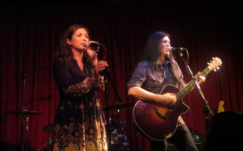 Dauzat St. Marie at Hotel Cafe, Hollywood