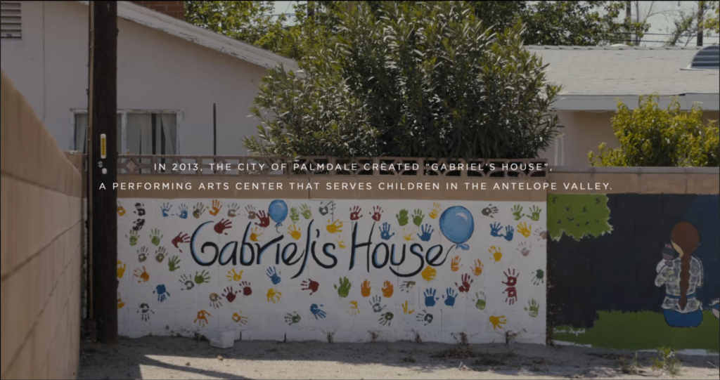 Gabriel's House on Netflix